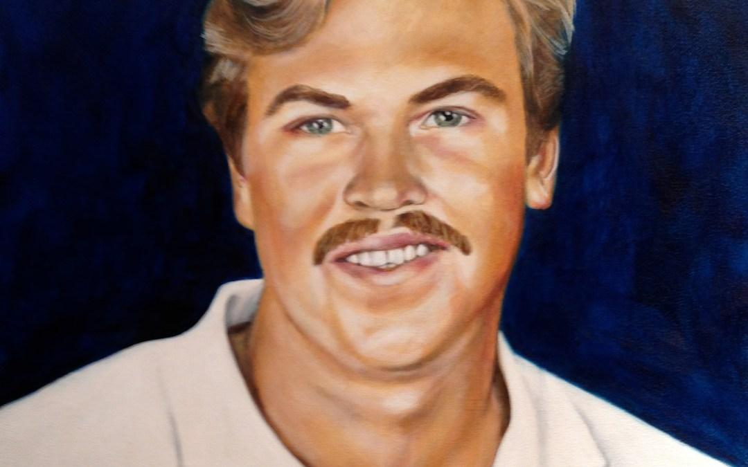 Portrait of Gene