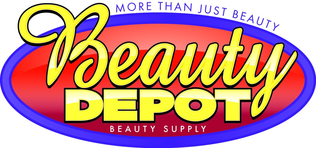 Beauty Depot Logo was designed in Illustrator for a local beauty supply company.