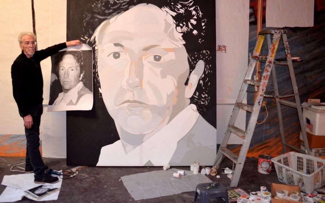 Theo Wujcik: Artist's Artist