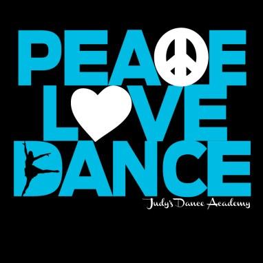 PEACE, LOVE, DANCE