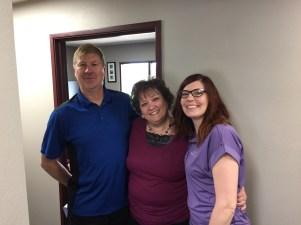 Mark Kadlec, Julie Zniewski Amber Cruser Image Builders