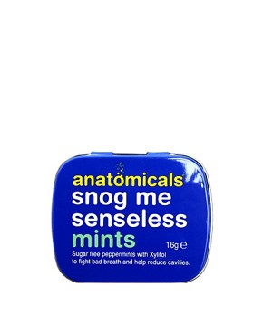 Anatomicals Snog Me Senseless Mints