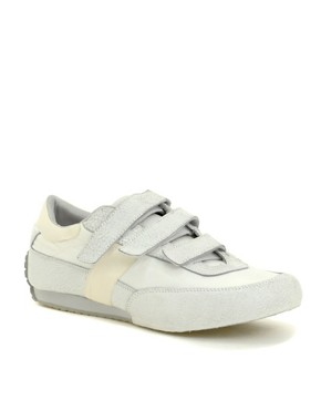 DKNY Velcro Fencing Trainers Image