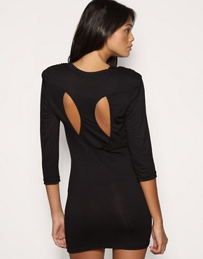TFNC Cowl Front Dress