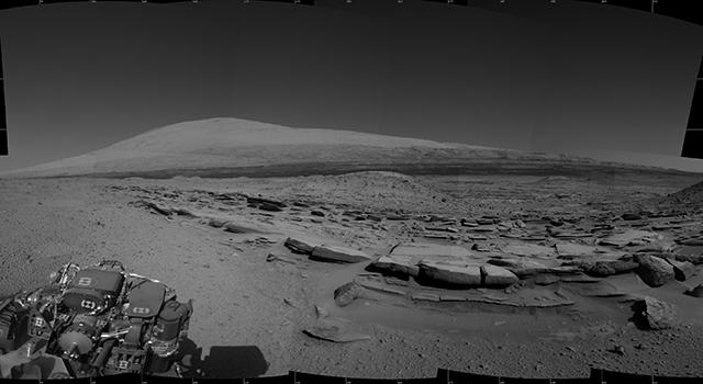 News NASA Mars Rovers Next Stop Has Sandstone Variations