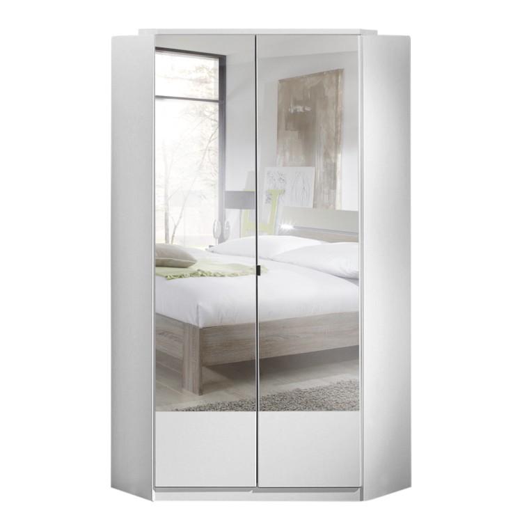 Armoire Dangle Vanity Blanc Alpin Home24fr