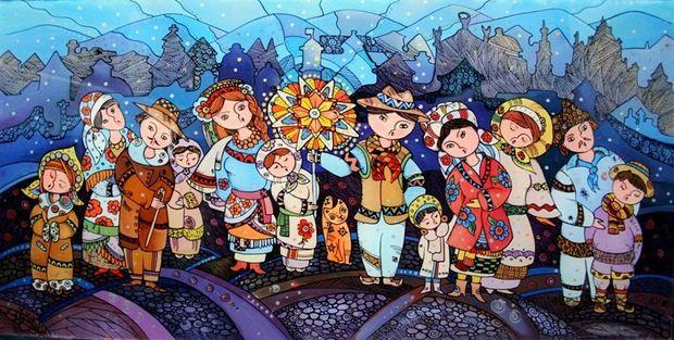 Коляда – невід'ємна традиція святкування Різдва