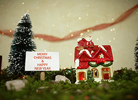 Thank You & Merry Christmas from iMAGECLOUD!