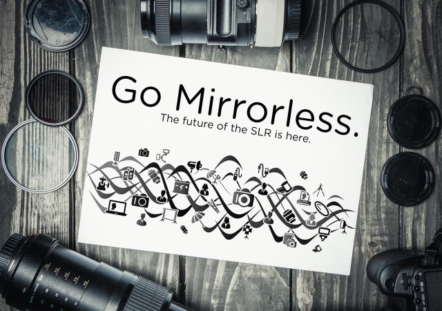 PART 1: Go Mirrorless. The future of the SLR is here.