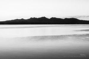《山水》,2015 。季惠民作品