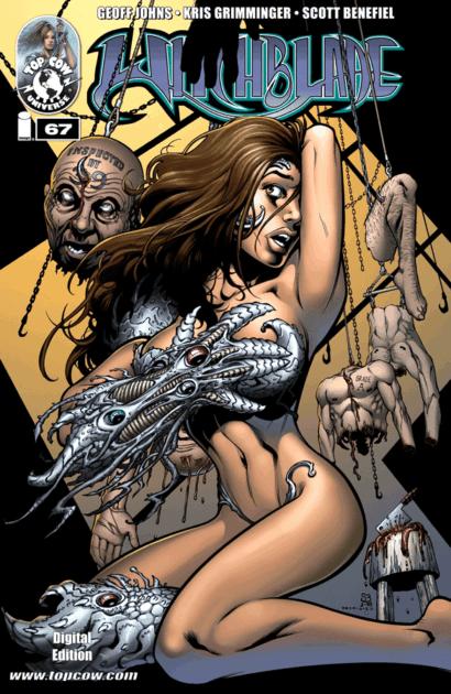 Witchblade #67 | Image Comics