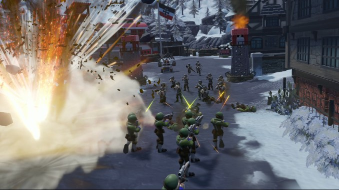 Final Assault screenshot 2