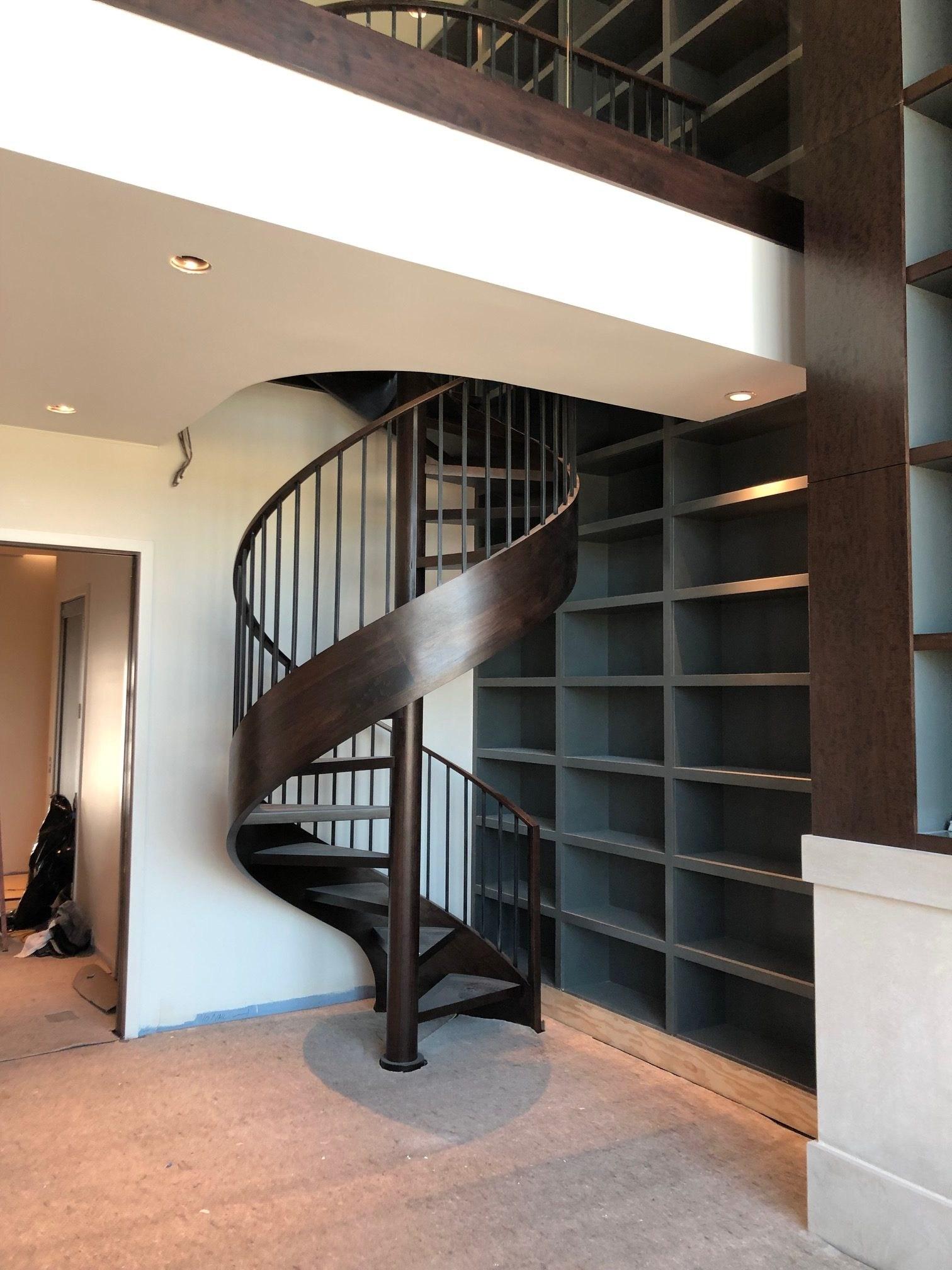Spiral Stairs Portfolio Image Design Stairs | Types Of Spiral Staircase | Divine | Elegant | Exterior | Free Standing | Aqua