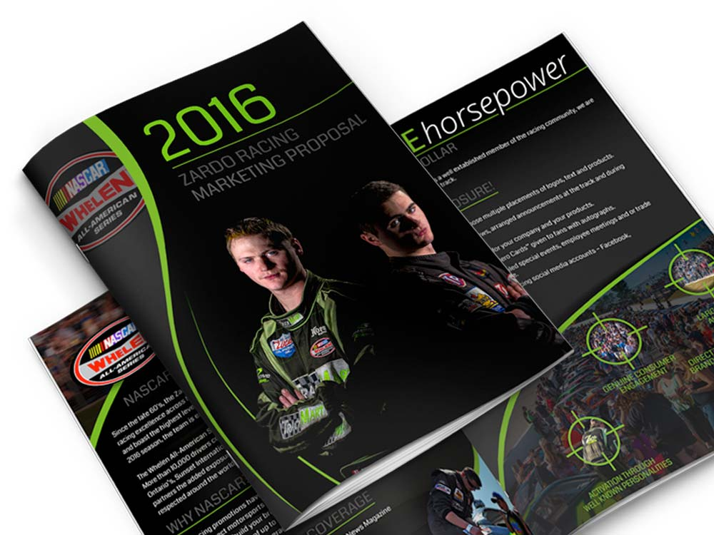 Sponsorship Brochure Template