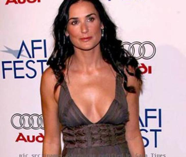 Find Out If Demi Moore Was Ever Nude Where To Look For Her Nude Pictures And How Old Was She When She First Got Naked