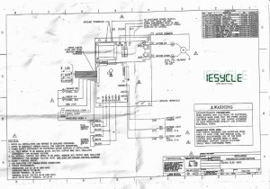 RiteHite DOKLOK VBR300 Control Module 120V, IESycle the