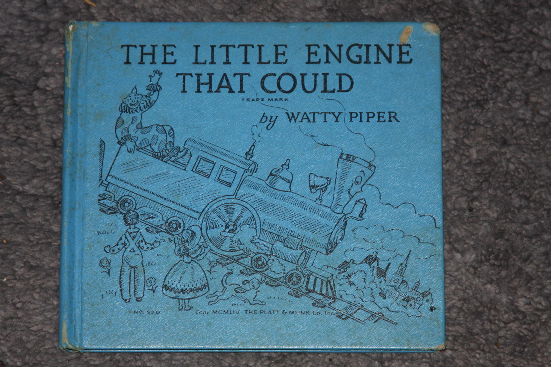 Everybodys Store The Little Engine That Could By