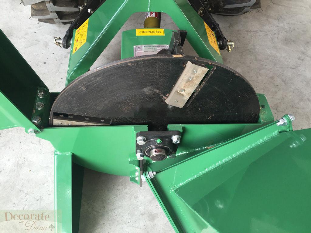 Mulcher Leaf Shredder Vacuum