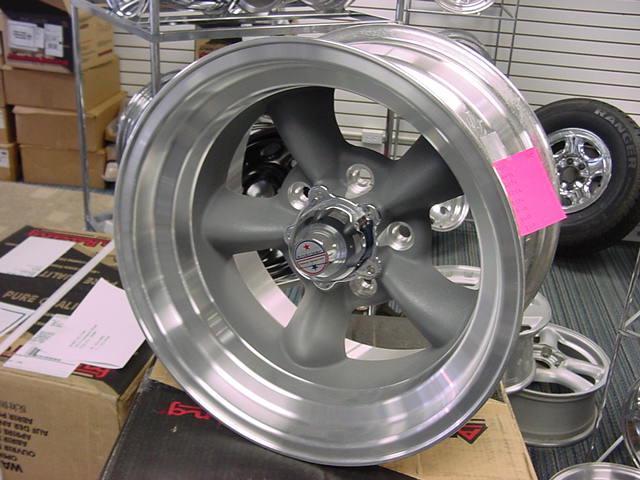 15x10 American Racing Wheels
