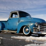 1954 Gmc 3100 Patina Shop Truck Slammed Stance The H A M B