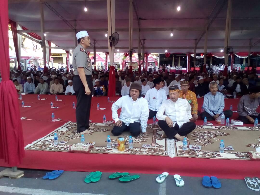 Polrestabes Surabaya Gelar Buka Puasa Bersama Tokoh Agama, Tokoh Masyarakat Dan Ulama