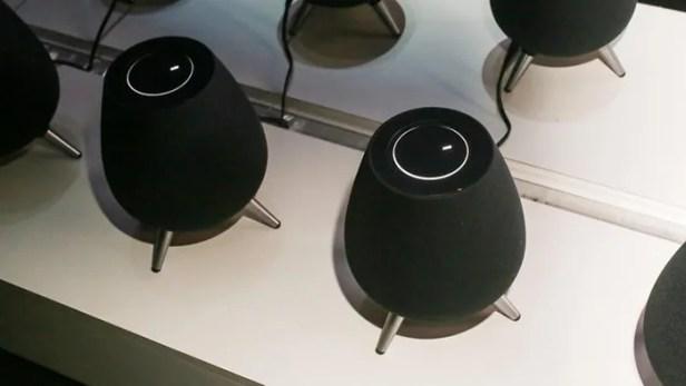 Alto-falante inteligente da Samsung