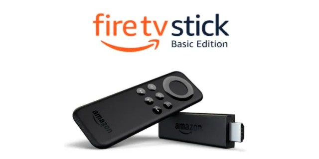 Amazon Fire televisión Stick Basic Edition