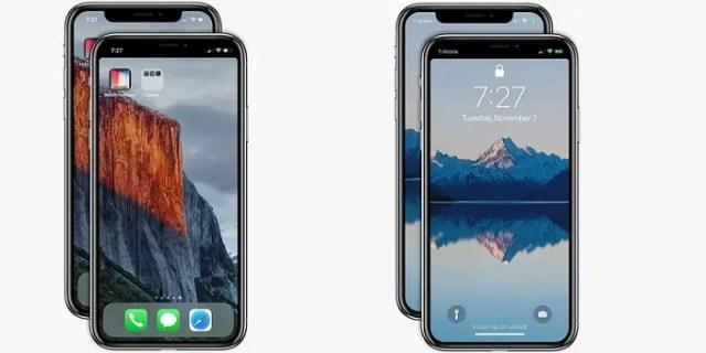 App quitar el notch del iPhone X