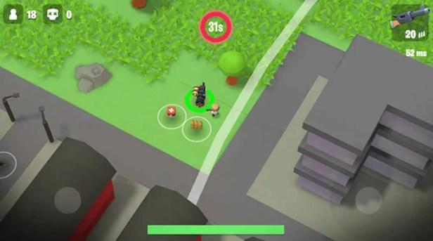 Battlelands Royale Android e iOS