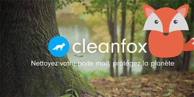 Cleanfox es la mejor aplicacion para borrar los mensajes de tu correo