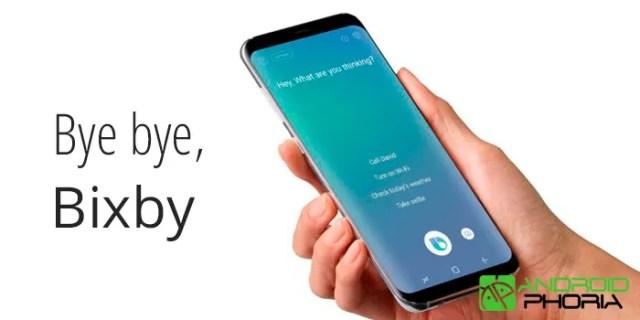 Desactivar Bixby Galaxy
