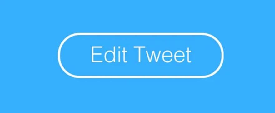Resultado de imagen para twitter editar tweets