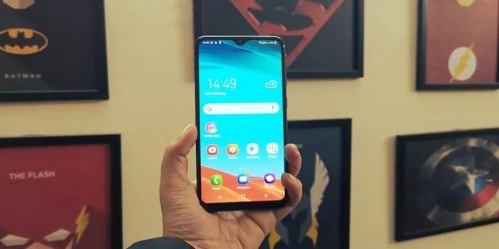 El Samsung Galaxy M10