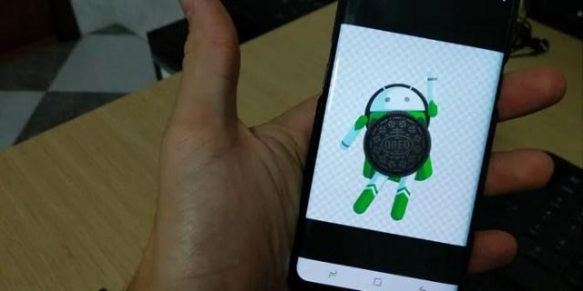 Galaxy S8 descargar aplicaciones en cualquier Samsung℗ con Nougat