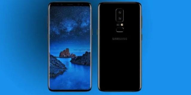 Galaxy S9 Concepto