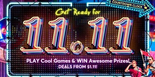 GearBest 11-11 games descuentos