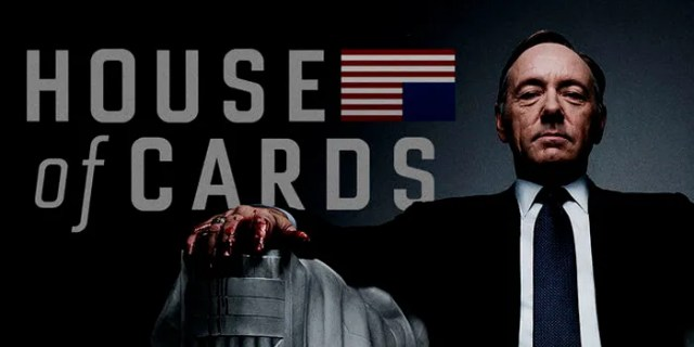 House of Cards suspendida
