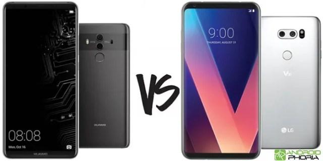 Huawei Mate 10 Pro vs <stro data-recalc-dims=