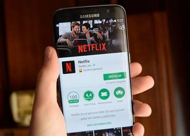 Netflix modificado para Android