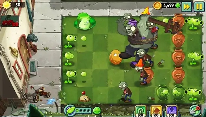 Plants vs Zombie 2 Android