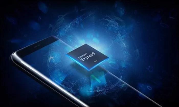 Samsung Galaxy S10 procesador
