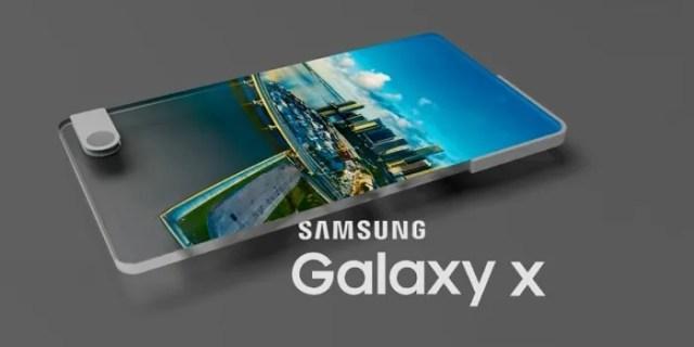 Samsung Galaxy℗ X filtraciones