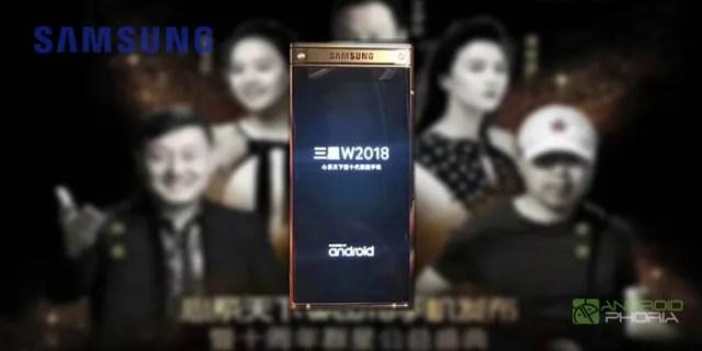 samsung-w2018-smartphone-plegable