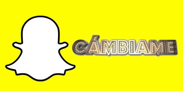 Snapchat cambio diseño