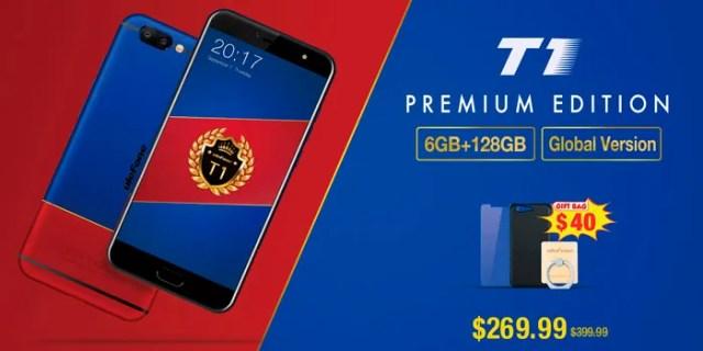 Ulefone T1 Premium Edition oferta especial