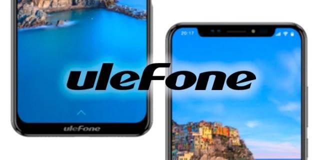 Ulefone iPhone X