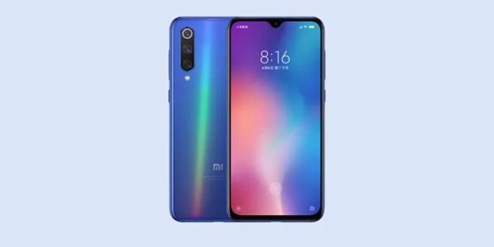 Xiaomi Mi 9X especificaciones