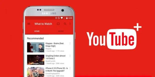 YouTube Plus: ¿Qué es?
