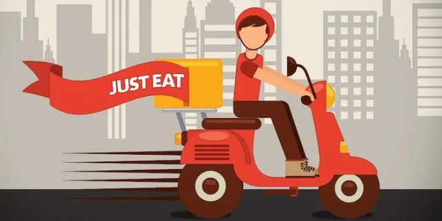 cupon descuento just eat
