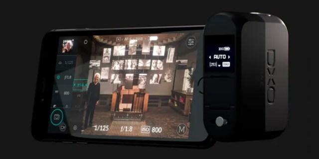 DxO One cámara externa Android